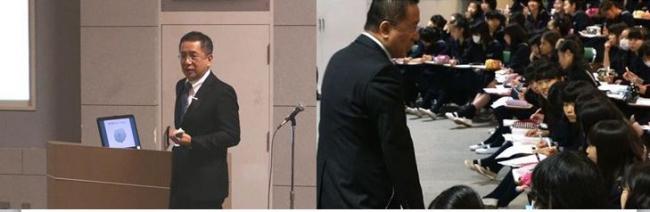 三田国際学園 「発想の自由人」を目指す